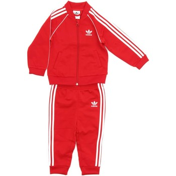 Vêtements Enfant Ensembles de survêtement adidas Originals CE1979 Sweat shirts Enfant Rouge Rouge