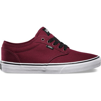Chaussures Homme Baskets basses Vans ATWOOD TUY8J3 GRANATE
