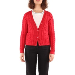 Vêtements Femme Gilets / Cardigans Weekend Maxmara CINTO Pull Femme red red