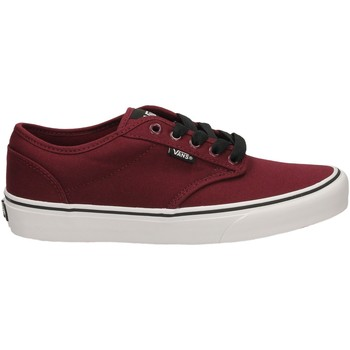 Chaussures Homme Baskets basses Vans MN ATWOOD (CANVAS) rouge