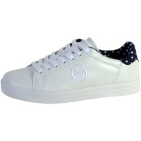 Chaussures Femme Baskets basses Sergio Tacchini Basket  For Her Pois Blanc