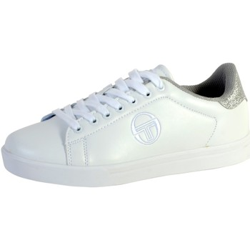 Chaussures Femme Baskets basses Sergio Tacchini Basket  For Her Glitt Blanc