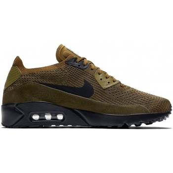 Chaussures Homme Baskets basses Nike Air Max 90 Ultra 2.0 Flyknit - 875943-302 Kaki