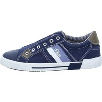 Chaussures Homme Baskets basses S.Oliver Sportlich Bleu