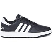 Chaussures Homme Baskets basses adidas Originals Hoops 20 Noir