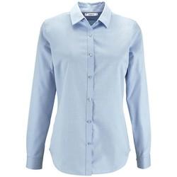 Vêtements Femme Chemises / Chemisiers Sols BRODY WORKER WOMEN Azul