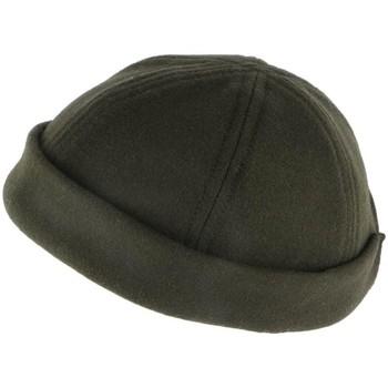 Accessoires textile Homme Bonnets Léon Montane Bonnet Docker Vert Kaki laine Leon Montane Vert