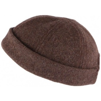 Accessoires textile Homme Bonnets Léon Montane Bonnet Docker Marron laine Leon Montane Marron