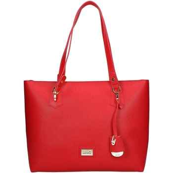 Sacs Femme Cabas / Sacs shopping Liu Jo N18146e0017 Shopping rouge