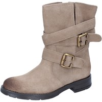 Chaussures Femme Bottines J. K. Acid bottines beige daim AD760 beige