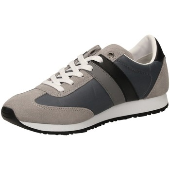 Chaussures Homme Baskets basses Tommy Hilfiger MAXWELL 12C1 Gris