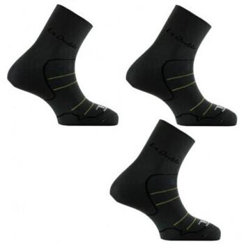 Chaussettes Thyo 2 paires + 1 gratuite de socquettes double
