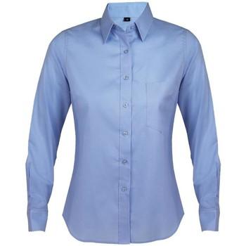 Vêtements Femme Chemises / Chemisiers Sols BUSINESS WOMEN Azul