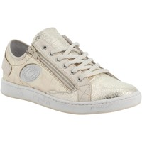 Chaussures Femme Baskets mode Pataugas Femme pataugas sneakers jester Doré