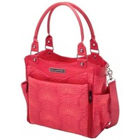 Sacs Fille Sacs à langer Petunia Pickle Bottom SAC À LANGER CITY CARRYALL  NOTTING HILL STOP Rose