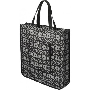 Sacs Fille Sacs à langer Petunia Pickle Bottom SHOPPER TOTE CASBAH NIGHT Noir