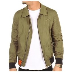 Vêtements Homme Blousons Bombers FLIGHT JACKET Kaki