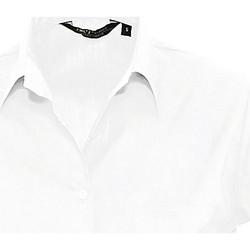 Vêtements Femme Chemises / Chemisiers Sols ESCAPE POPELIN WOMEN Blanco