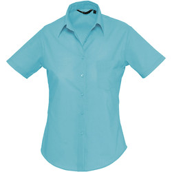 Vêtements Femme Chemises / Chemisiers Sols ESCAPE POPELIN WOMEN Azul