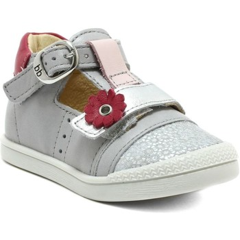 Chaussures Fille Baskets basses Babybotte POPPY GRIS