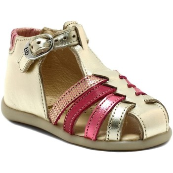Chaussures Fille Sandales et Nu-pieds Babybotte GUPPY OR