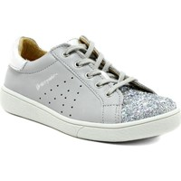 Chaussures Fille Baskets basses Babybotte KUIZY GRIS