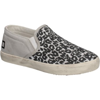 Date Enfant D.a.t.e. Slip On Blanc...