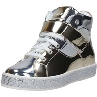 Chaussures Femme Baskets montantes Liu Jo B18033p0231 Sneaker or