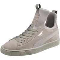 Chaussures Femme Baskets montantes Puma 366010 gris