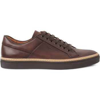 Chaussures Homme Baskets basses Heyraud Basket DINARD Marron