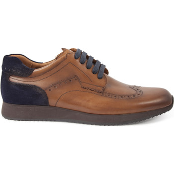 Chaussures Homme Baskets basses Heyraud Basket GWENDAL Marron