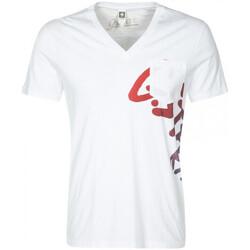 Vêtements Homme T-shirts manches courtes G-Star Raw T-Shirt ART EXILE Blanc Blanc
