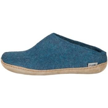Chaussures Homme Chaussons Glerups DK Open Heel Bleu