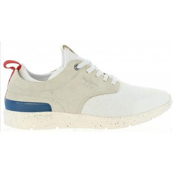 Chaussures Homme Ville basse Pepe jeans PMS30410 JAYDEN Blanco