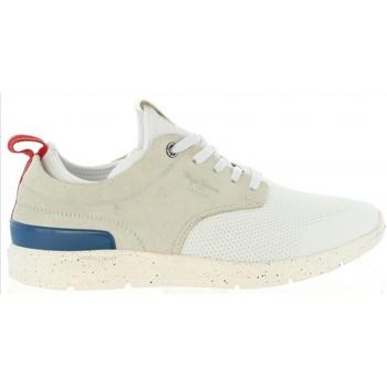 Chaussures Homme Derbies & Richelieu Pepe jeans PMS30410 JAYDEN Blanco