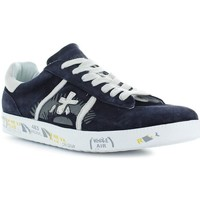 Chaussures Homme Baskets basses Premiata Andy 3103 bleu