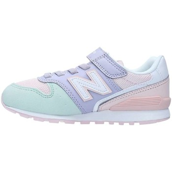 Chaussures Fille Baskets basses New Balance KV996P1Y Basket Fille Pink / Purple Pink / Purple