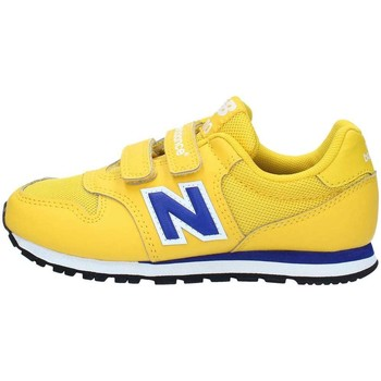 Chaussures Garçon Baskets basses New Balance KV500YLY Basket Garçon Yellow / Blue Yellow / Blue
