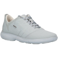 Chaussures Femme Baskets basses Geox  Gris
