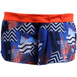 Vêtements Femme Shorts / Bermudas Reebok Sport CROSSFIT KNW SHORTY Short de Sport Femme multicolore