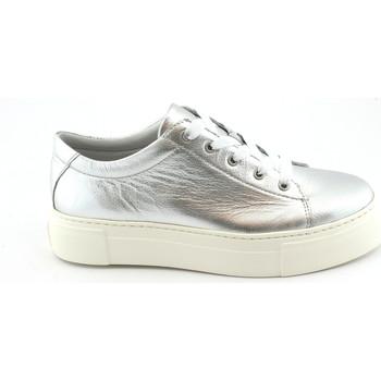 Chaussures Femme Baskets basses Grunland Grünland chaussures plate-forme d'argent SC3880 espadrilles en d Argento