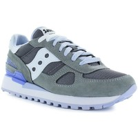 Chaussures Femme Baskets basses Saucony Shadow Gris