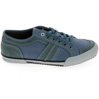 Chaussures Homme Baskets basses TBS Edgard Nuage Blanc