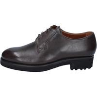 Chaussures Homme Derbies Alexander BY450 marron