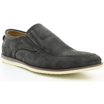 Chaussures Homme Derbies Kickers TUMPON Gris