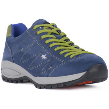 Chaussures Homme Baskets basses Lomer JANKO OCEANIA Blu