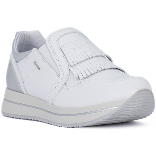 Igi&co NAPPA BIANCO Bianco - Chaussures Baskets basses Homme