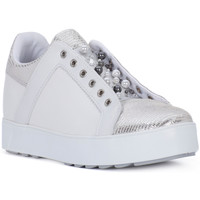 Chaussures Femme Baskets basses Apepazza INNER WEDGE CUPSOLE Bianco