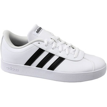 Chaussures Enfant Baskets basses adidas Originals VL Court 20 K Blanc