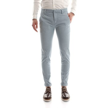 Vêtements Homme Pantalons 5 poches Dondup GAUBERT UP235 AS04OU PANTALON Homme SKY SKY